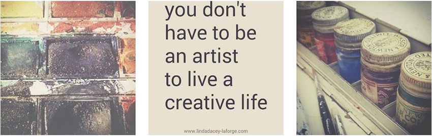 ways to live creatively